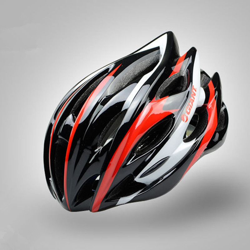 12 Colors NEW Arrival Super Light GIANT Men's Road Bike Bicycle Cycling Helmet , Sports Safety Mountain Bike Helmet(China (Mainland))