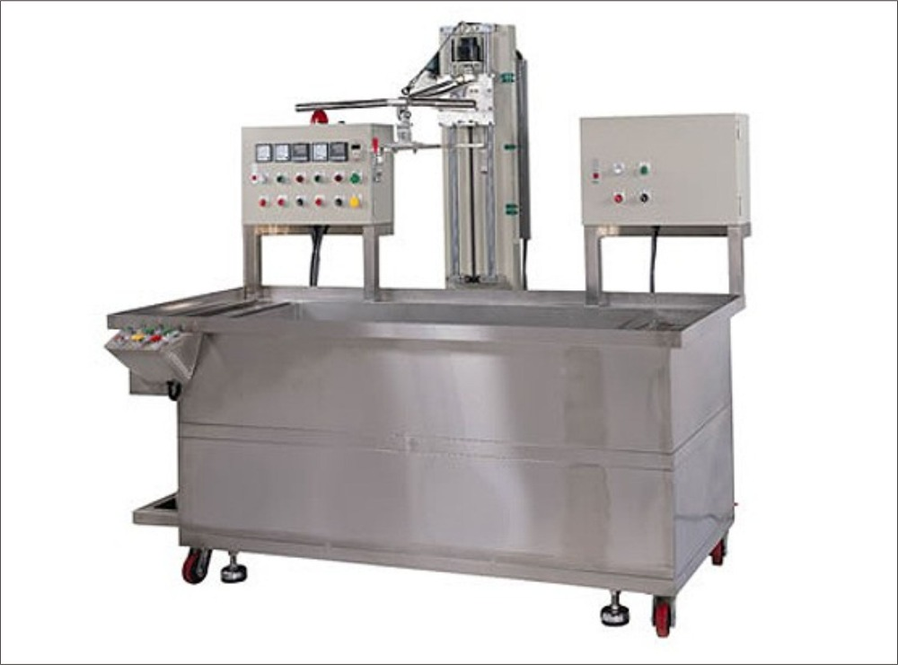 Water soluble film transfer printing machine with dipping tank No.ABOO1 Water tranfer printing machine & Hydro graphic tank(China (Mainland))