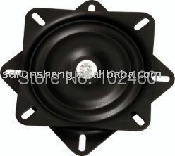"6.5"" flat barstool swivel plate with 360 degree A02(China (Mainland))"