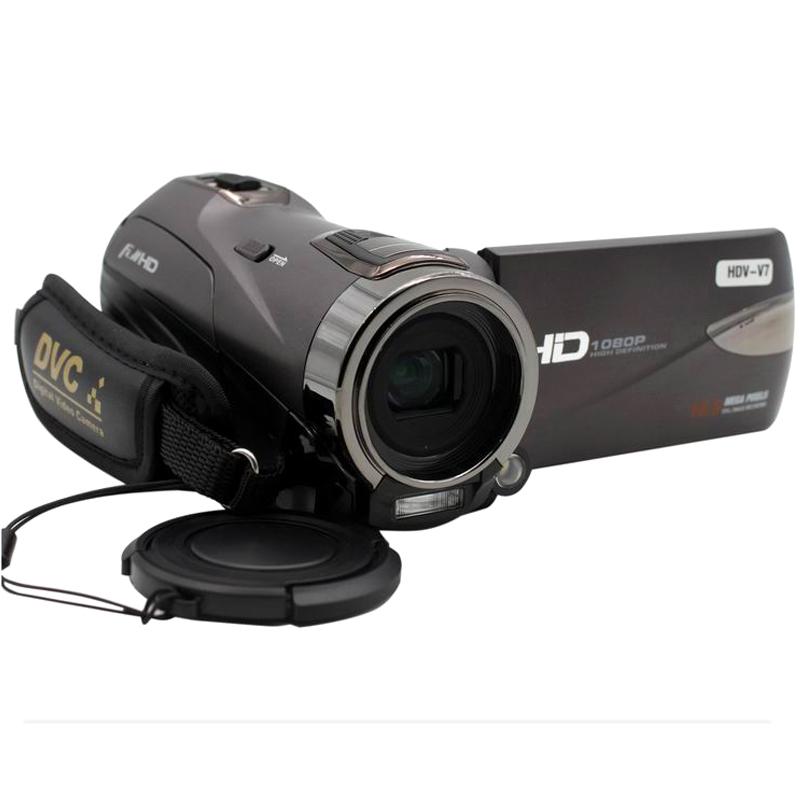 2015New 1080P Full HD Video Camera Digital Video Camera DV DVR Portable Camcorders IR Night Vision Video Camera AF0051(China (Mainland))