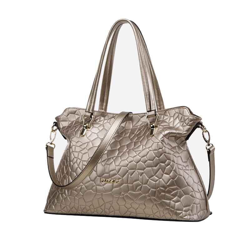Здесь можно купить  2015 Famous brand women bag hot sell genuine leather lady fashion handbags geometrice zipper women messenger bags 4 color  Камера и Сумки
