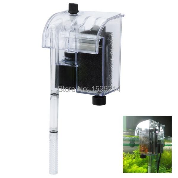 2015 new high quality aquarium fish tank external hanging for Outdoor fish tank filter