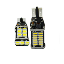 9W T15 4014 30 SMD White LED Light Car Styling Canbus NO ERROR Reverse Backup Rear Parking Lights Lamp DC12V - Auto Home INC store