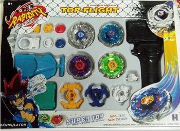 Hot sale! Beyblade toy,beyblade spin toy,Beyblade with accessories Freeshipping