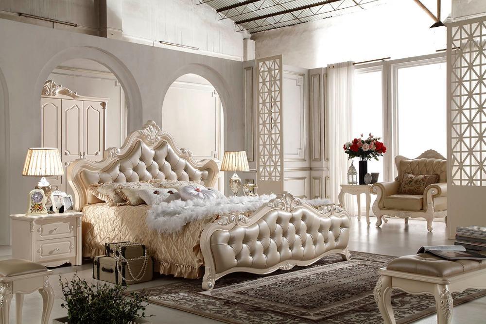 Slaapkamer Franse Stijl : French Style Beds Furniture