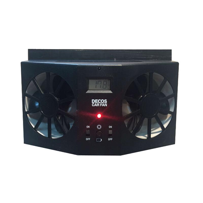 Ventilateur solaire voiture achetez des lots petit prix for Ventilateur de fenetre
