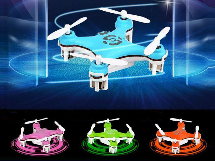 2016 Mini Quadcopter Model RC Helicopter Airplane 2.4GHz Remote Control Aircraft  Mini Four Axis Aircraft Childrens Toys