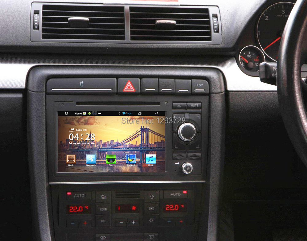 Special car dvd for audi a6/rds gps FM Radio canbus PIP DVB-T/car audio gps dvd for audi a6(China (Mainland))
