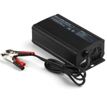 Wholesale 60V 6 Amp Lead Acid Battery Charger Car Battery Charger 4 Stage Automatic Charging With CE(China (Mainland))