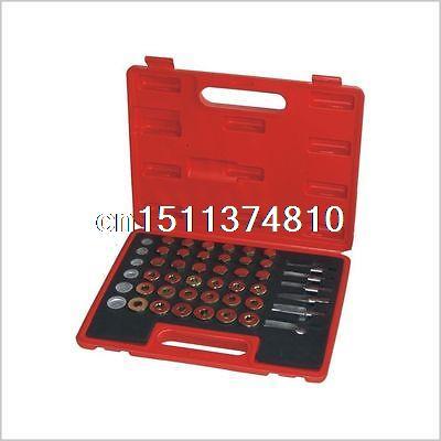 114PC Oil Pan Drain Sump Plug Key Thread Repair Tool Kit Set Drain plug N009201(China (Mainland))