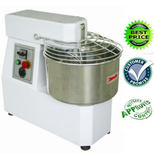 LFM10 PERFORNI fixed type single phase&single speed 0.375kw spiral dough mixer for sale(China (Mainland))