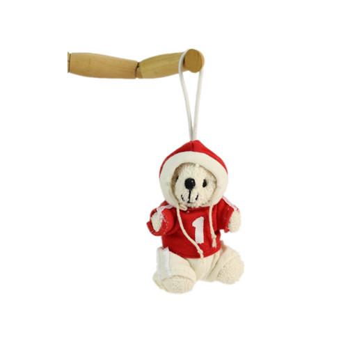 mascots pendants : Polar bear Plush Doll(China (Mainland))