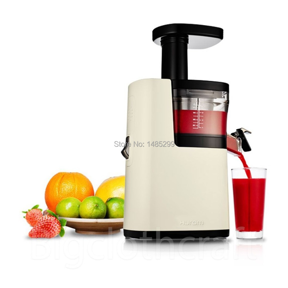 Slow Juicer Reviews 2015 : Aliexpress.com : Buy 2015 Newest Hurom Plus HQ IBF13 Slow Juicer Extractor Fruit vegetable ...