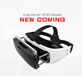 New Coming Pull Rod Designer VR Virtual Reality Glasses 3D Movie Watching Headset Lens Adjustable Smaller