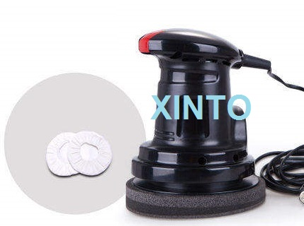 "6"" 12V 60W Auto disc polisher, car polishing machine, disc sander, floor waxing machine(China (Mainland))"