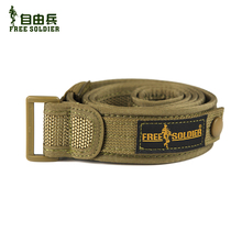 High Quality Men s Outdoor camping tactical belt Brand New military accessories men tactical Army Belt