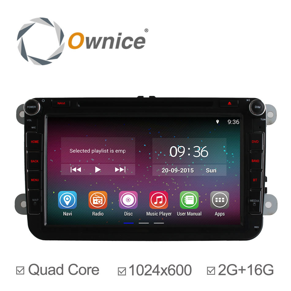 Free shipping 4 Core Android 4.4.2 Car DVD Player For VW Golf 6 V(2003-2009) Passat B6 Magotan Sagitar Jetta X8 GPS Navi Radio<br><br>Aliexpress