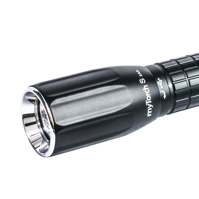 NEXTORCH myTorch S 2AA IPX-7 Cree XP-G2 R5 Lightweight USB Rechargeable Led Flashlight Torch<br><br>Aliexpress