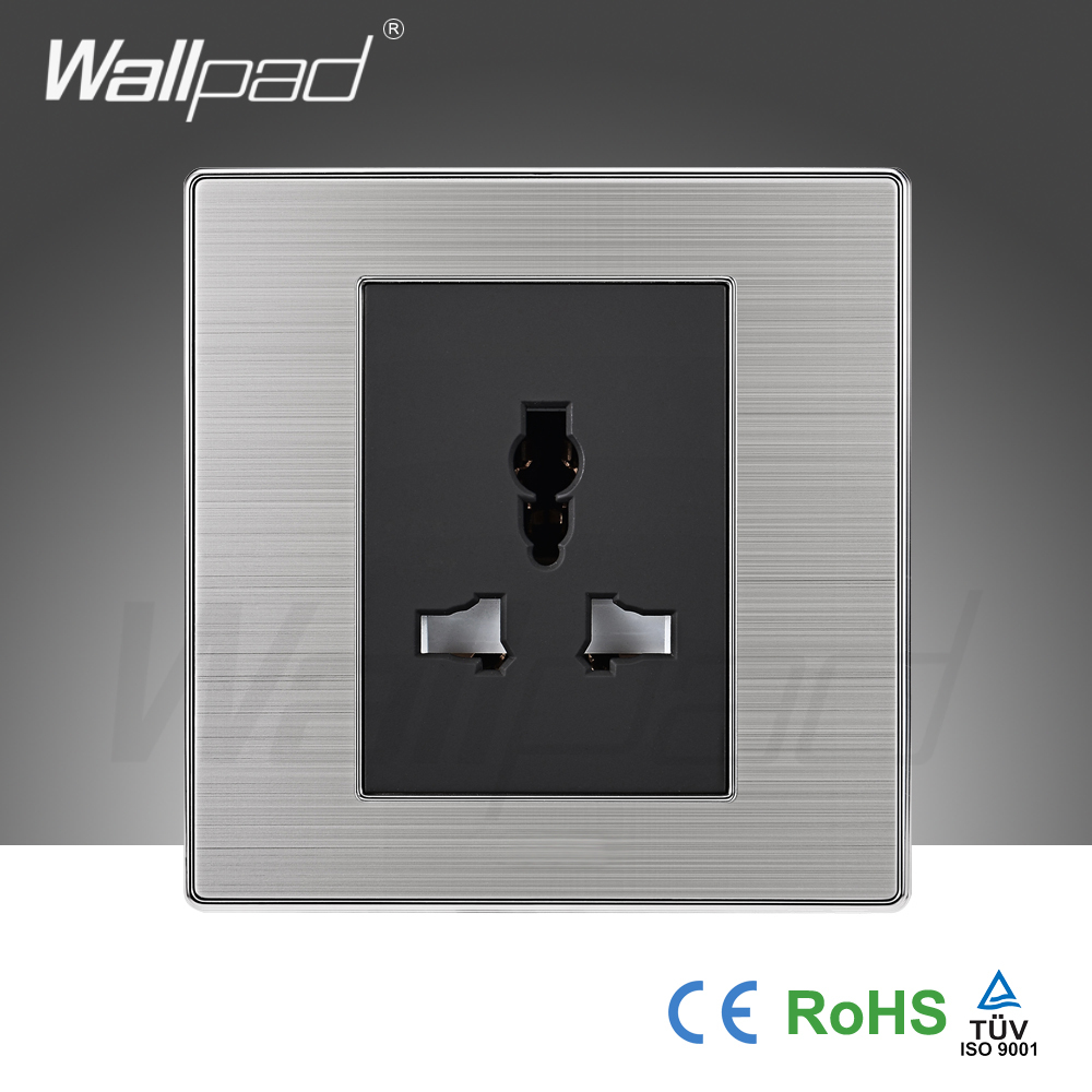 Free Shipping,POLO luxury wall socket panel,110~250V,Common version<br><br>Aliexpress