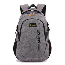 Мужской женский рюкзак мальчики девочки Рюкзак Школьные сумки школьный рюкзак работа дорожная сумка Mochila подростковый рюкзак(China)