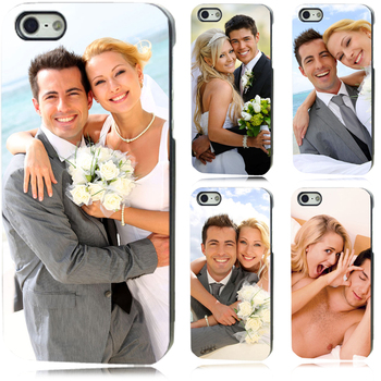 D.I.Y Looks Personalized Custom Plastic Case Cover for iPhone 5, Ultra High Definition Printing Logo & Photo, Creat Unique Case