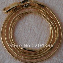 gold filled chain promotion