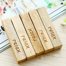 2016 Repelente Mouse Trap Pest Reject Natural Camphor Wood Block Moth Insecticide Strip Flooring Wardrobe Mildew Proof Loading(China (Mainland))