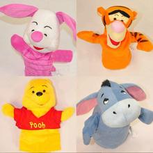 Baby Kids Toys Cute Cartoon Animal Hand Puppet Story Tell Props juguetes brinquedos jouet enfant(China (Mainland))