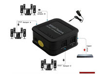 Video View HD SPDIF TOSLINK Digital Optical Audio 1x3 Splitter 1 in 3 out(China (Mainland))
