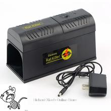 Electric High Voltage Mouse Rat Trap Mouse Killer Electronic Rodent Mouse Zapper Electrocute Mana Kiore (China (Mainland))
