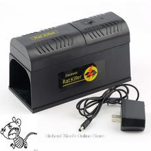 Elektrische Spannung Maus Rattenfalle Maus Mörder elektronische Nagetier Maus Zapper electrocute Mana kiore(China (Mainland))