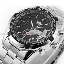 Male Watchrelojes New 2015 Relogio Masculine Mens Wristwatch Mechanical Wristwatches Free shipping