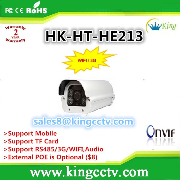 hot selling for 1.3Megapixel HD IP Camera 3G&WIFI Camera HK-HT-HE213(China (Mainland))