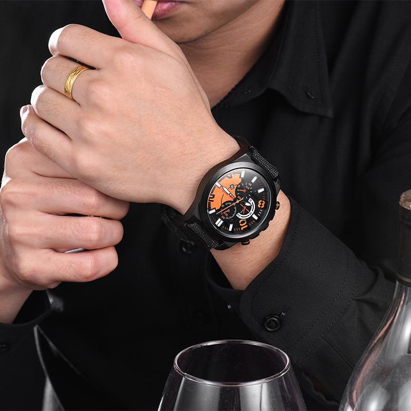 LONGBO Роскошные Мужчины Стали Группа Смотреть Кожи Спорт Кварцевые Часы Для Мужчин Мужской Досуг Часы Простые Часы Relogio Masculino 80187