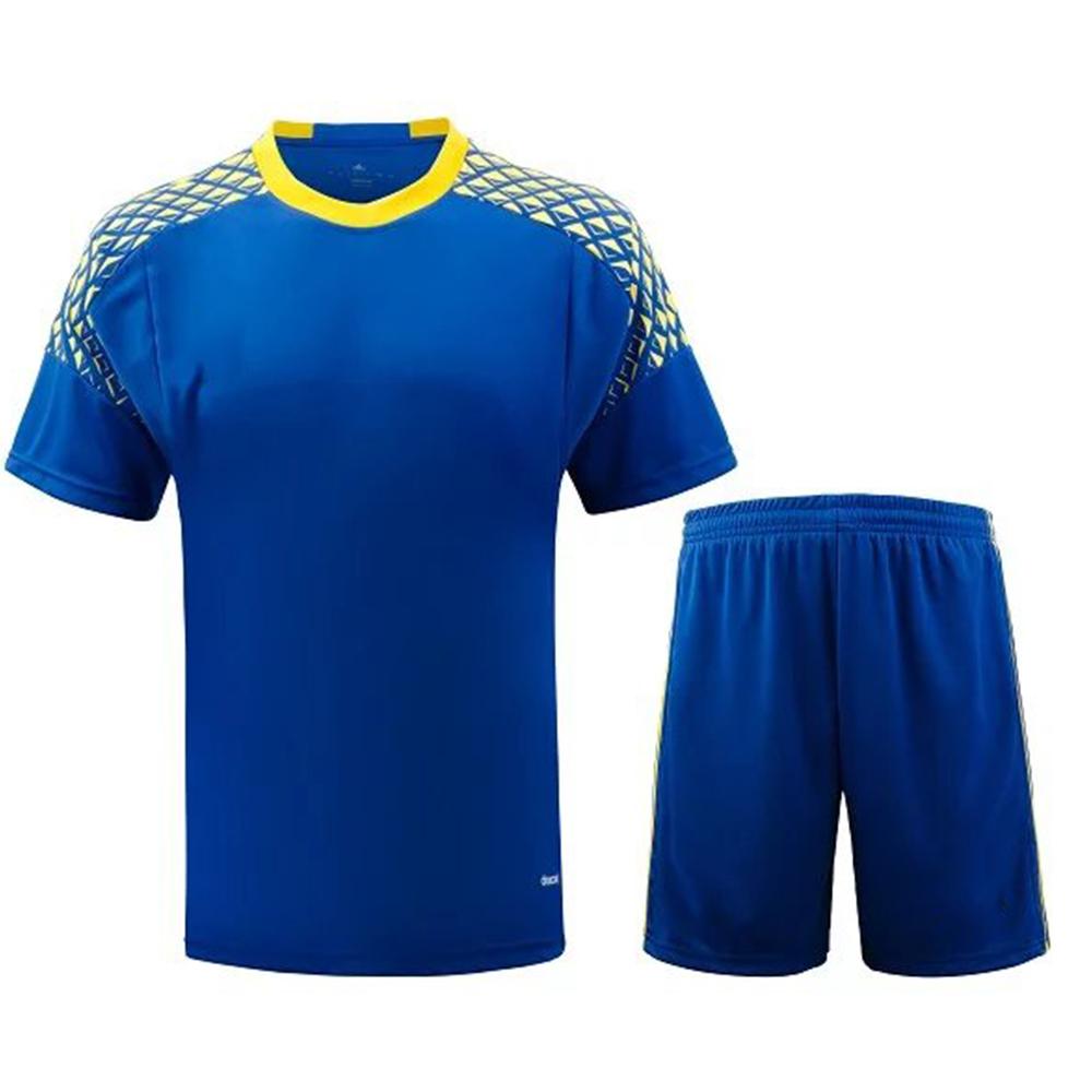 6 Color free shipping to USA Soocer Jerseys Football shirts custom name short sets man soccer shirts(China (Mainland))