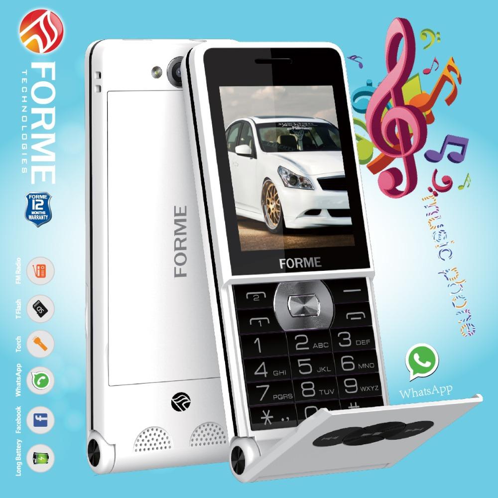 Мобильный телефон ! FORME W3 dual sim bluetooth telefon celular ultratonkiimobilnyi telefon kreditka 64330139
