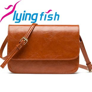 New 2015 Women Genuine Leather Messenger Bags Casual Vintage Mini Shoulder Bags Designer High Quality Flap Crossbody Bag pc003<br><br>Aliexpress