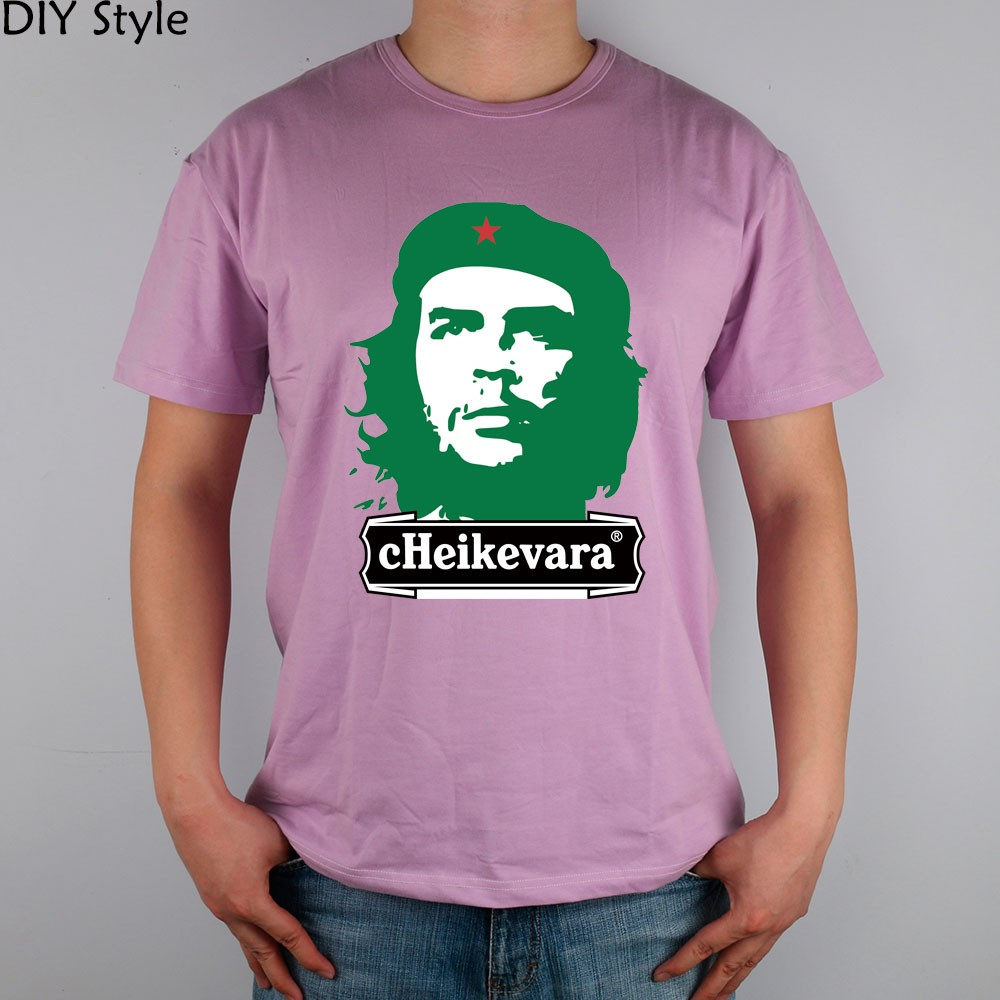 CHE Beer Guevara T-shirt cotton Lycra top 5783 Fashion Brand t shirt men new high quality  HTB16i9NMpXXXXbZXVXXq6xXFXXX7