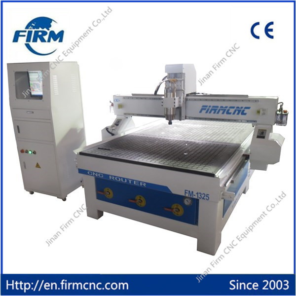 Factory price Vacuum table cnc router for aluminum FM1325(China (Mainland))
