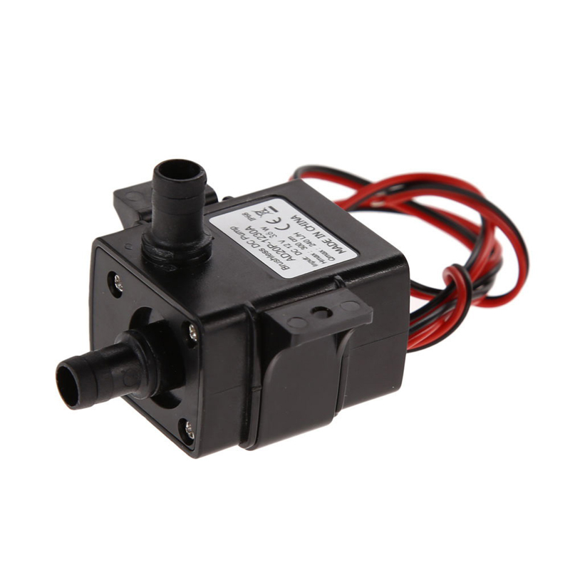 3M 240L/H Waterpump Ultra-quiet Brushless Pump Submersible Electric DC Water Pump 12V(China (Mainland))