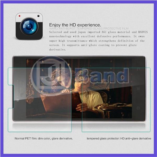 1 шт. / lot премиум 0.3 мм 2.5D 9 H против взрывов , закалённое стекло для Lenovo р70 P70t