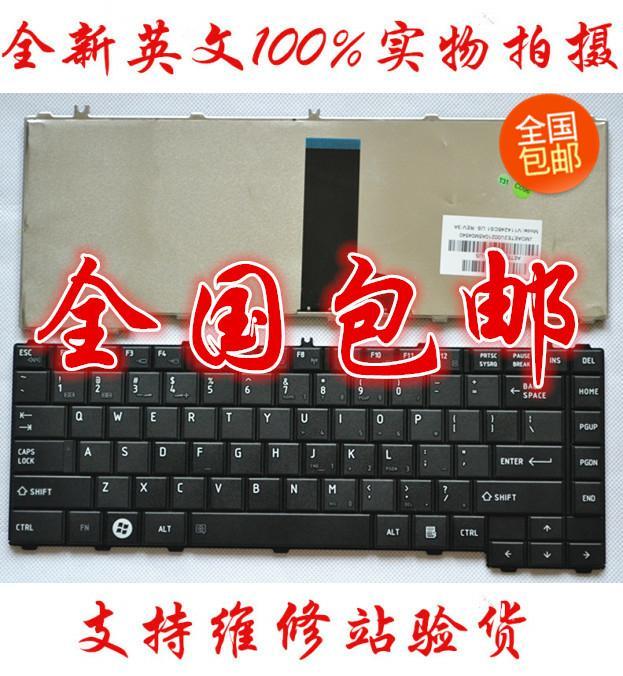 L600-32B L600-35R L600-56R L600-61B L600-62R FOR TOSHIBA laptop keyboard(China (Mainland))
