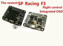 the newest upgraded version SP Racing F3 flight control built-in OSD for DIY mini racing drones QAV250/ZMR250/QAV280 quadcopter