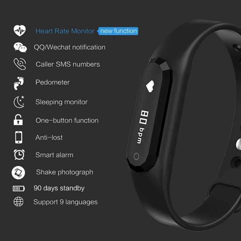 Smartband Heart rate Bracelet 1