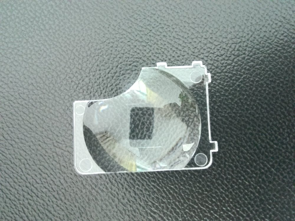 Projector Accessories New projector lens for nec LT35 lens projector lens