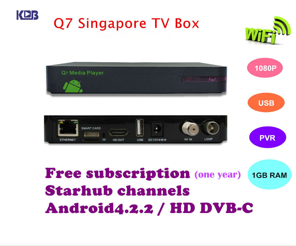 product HD Q5 pvr starhub box singapore support nagra 3 for watch HD/SD EPLNew Sports channels