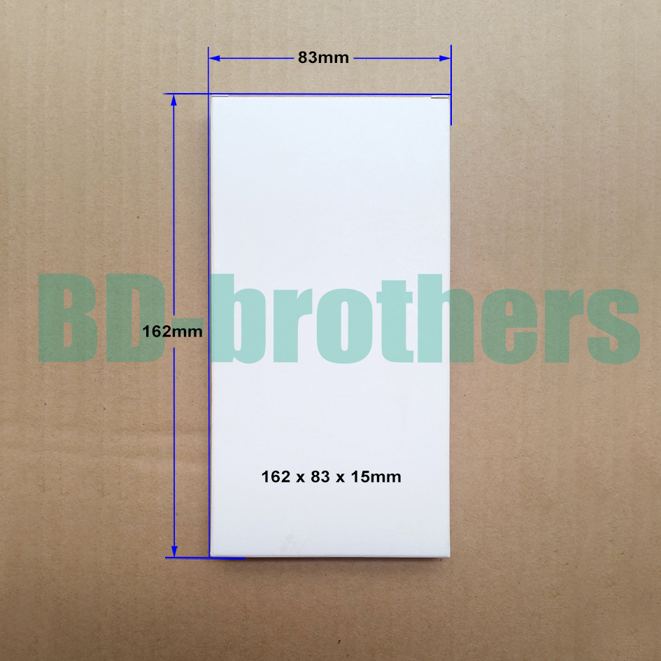 162 x 83 x 15mm Wihte Paper Box for LCD Screen Packing Package Wholesale 200pcs/lot<br><br>Aliexpress