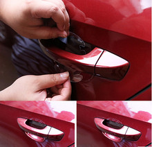 Buy Door Handle Protection Film Invisible Car Handle Scratches Lexus rx350 rx gs is250 gs300 rx300 nx rx330 gx470 accessories for $1.48 in AliExpress store