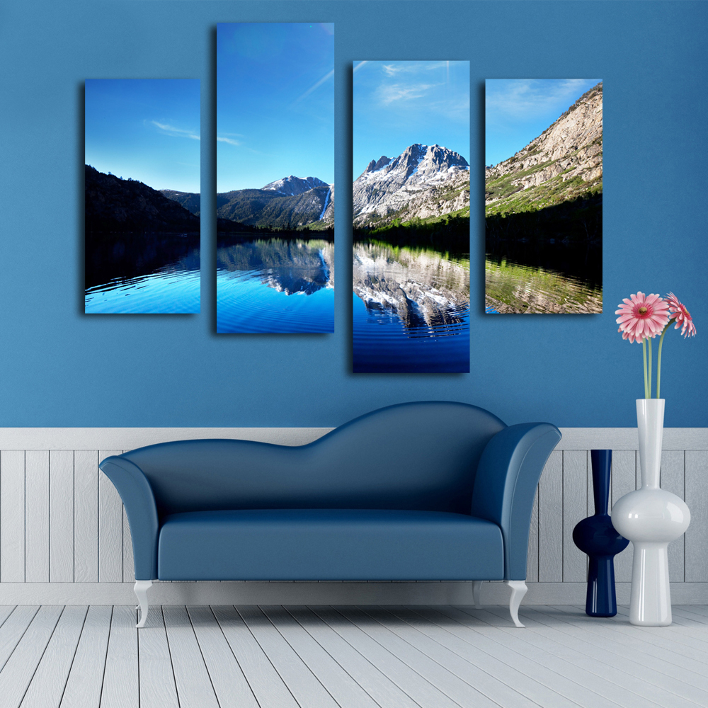 Aliexpress Buy Clean mountain and water painting