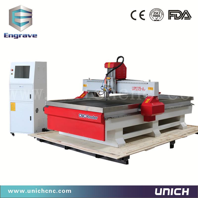 Très forte cnc machine LXM1325 cnc bois routeur cnc fraiseuse 5 axes  ~ Fraiseuse Cnc Bois